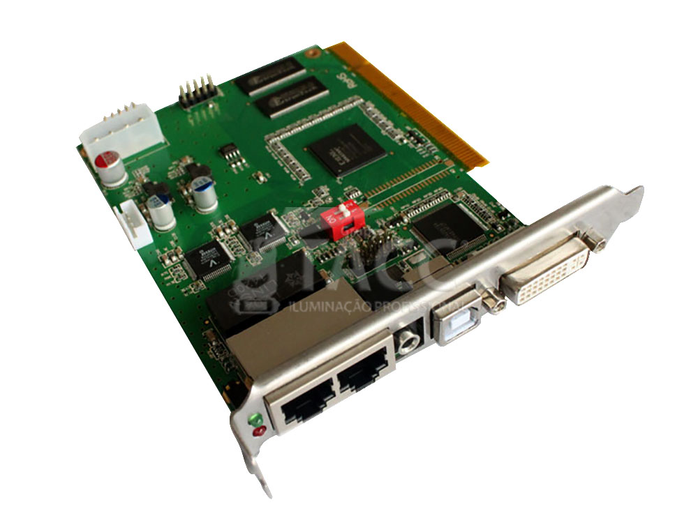 SOFTWARE LED STUDIO SENDING CARD DS802  2048 X1024 BL-400
